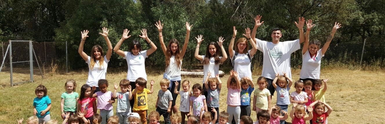 <p>We have organised the cultural centre of summer to learn playing living new experiences.<br /><br /></p>